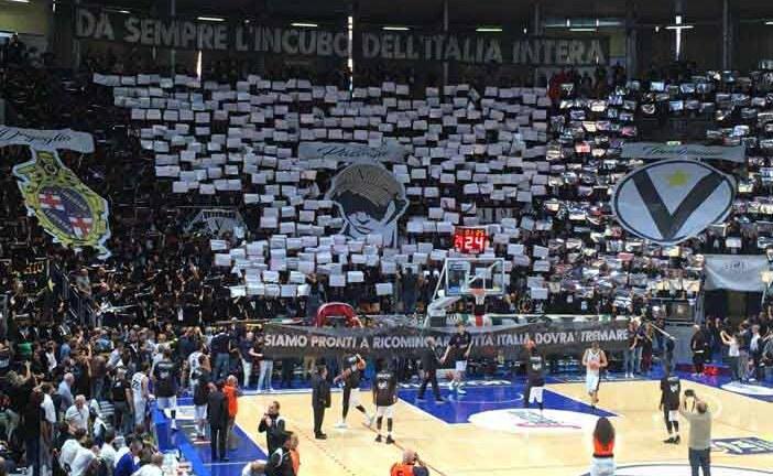 La Serie A 2017-18: superato il milione di spettatori, Virtus prima in Regular Season