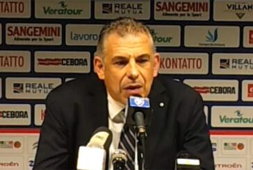 Udine, coach Alberto Martelossi presenta il match contro Cento