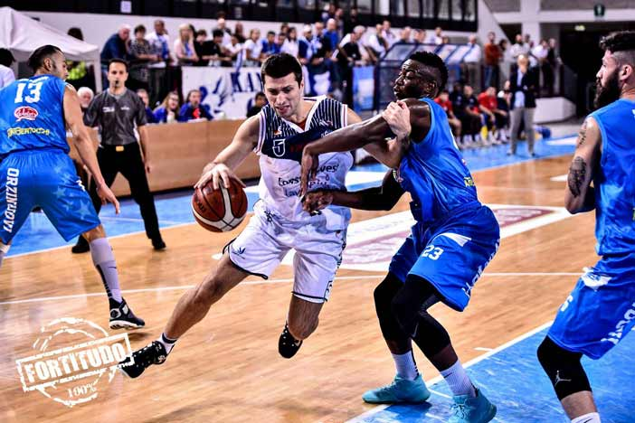 Fortitudo, il preview del match contro Roseto