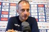 Imola, la conferenza stampa di Cavina post match Bergamo