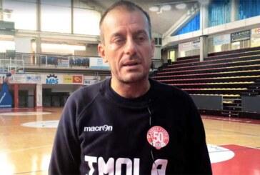 La conferenza stampa di Demis Cavina pre match Montegranaro