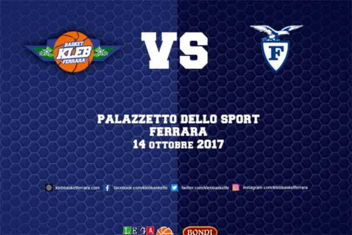 Fortitudo, i biglietti per il match con Ferrara da oggi all'Estragon