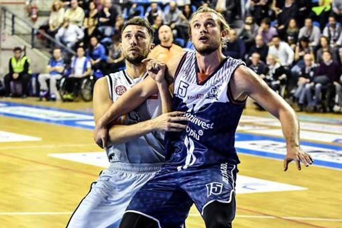 Fortitudo, torna Cinciarini, out Chillo e Fultz