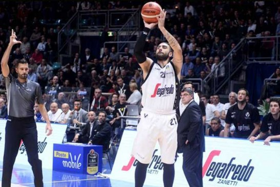 Serie A PosteMobile: MVP 13. Giornata Pietro Aradori