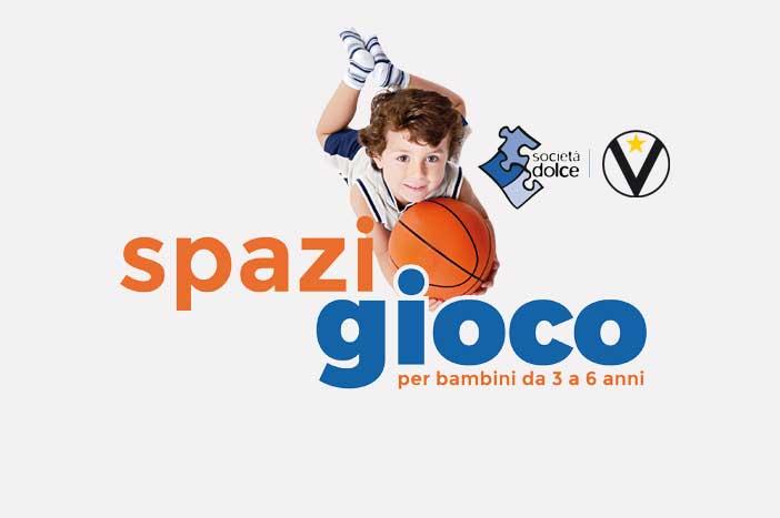 """Virtus, da domenica al PalaDozza """"Spazio Gioco"""""""