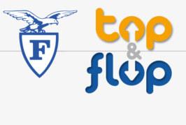 Serie A 2020-21 Top & Flop: <br>Fortitudo Bologna-VL Pesaro