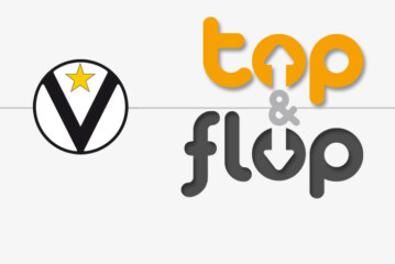 Virtus, Top & Flop del match contro Neptunas