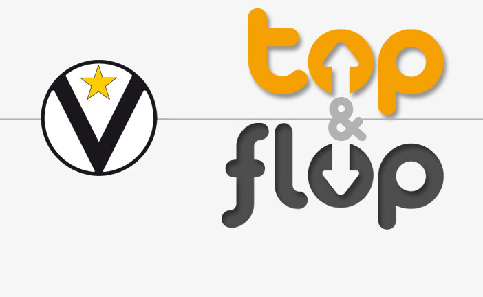 Eurocup: Virtus Bologna-MoraBanc Andorra, Top & Flop