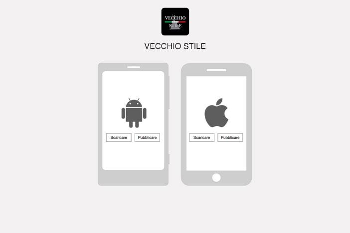 Vecchio Stile, ora l'applicazione anche per l'iPhone