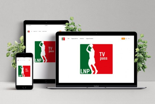 LNP, on line la APP di LNP Tv Pass