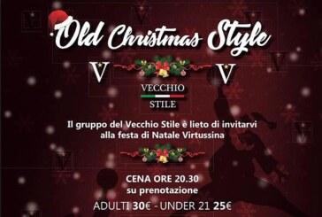 """""""Old Christmas style"""" il ritrovo dei tifosi bianconeri organizzato da Vecchio Stile"""