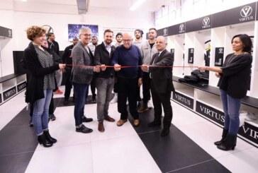 "Virtus, inaugurata la nuova ""area bianconera"" al PalaDozza"