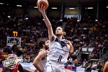 Alessandro Amici ufficiale all'Eurobasket Roma