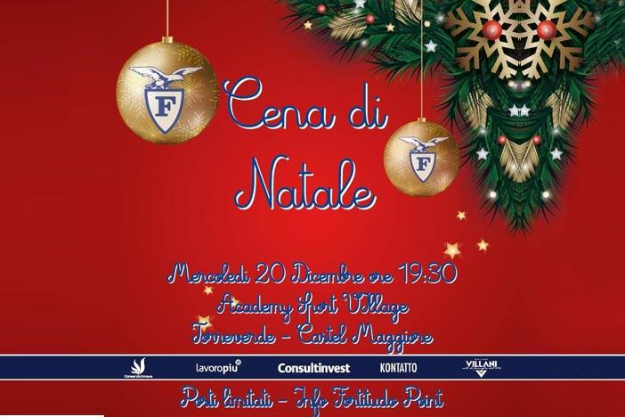 Fortitudo, l'ospite alla cena di Natale sarà Jolanda De Rienzo