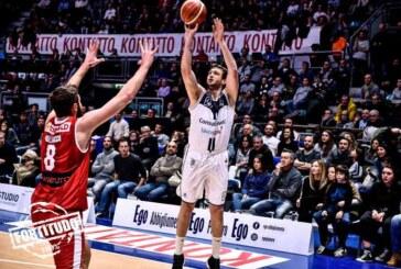 Fortitudo, le parole di Rosselli pre match Trieste
