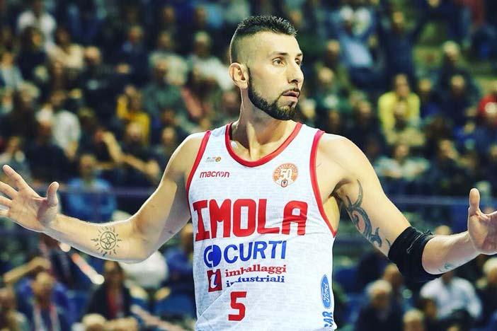 Imola, vittoria al PalaRuggi, battuta Udine