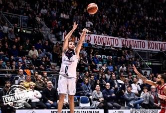 Fortitudo, le parole di Mancinelli pre match Montegranaro