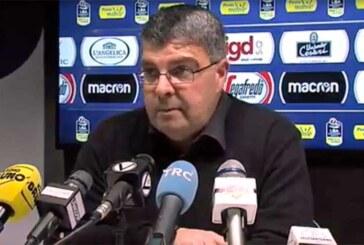 Virtus, la conferenza stampa di Ramagli post match Reggio Emilia