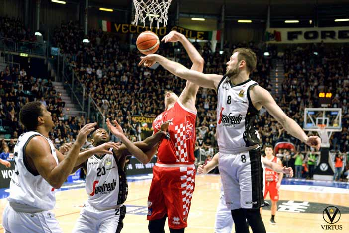Virtus, il preview del match contro Trento