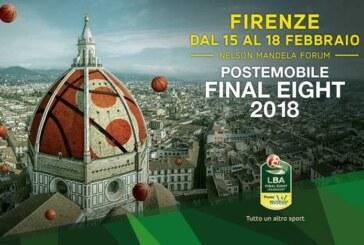 Luca Cocchi presenta la PosteMobile Final Eight 2018