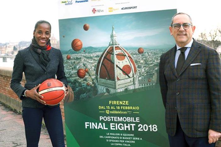 Serie A Coppa Italia 2018: la madrina sarà Fiona May