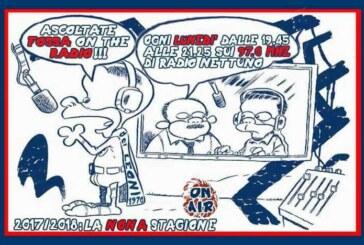 """08/01 – 20:00: """"Fossa on the Radio"""" su RadioNettuno"""