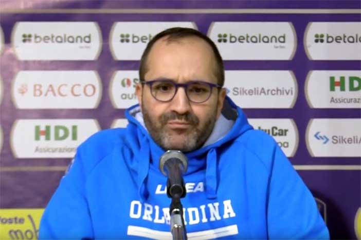 Capo d'Orlando, la conferenza stampa di Di Carlo post match Virtus