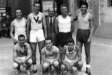 Virtus, secondo conflitto mondiale e dopoguerra