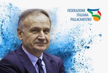 Il presidente FIP Petrucci <br>incontra il sottosegretario allo Sport Vezzali