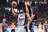 La Virtus torna a vincere in trasferta, Brescia battuta
