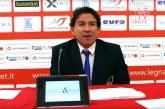 Mantova, Alessandro Finelli presenta il match contro la Fortitudo