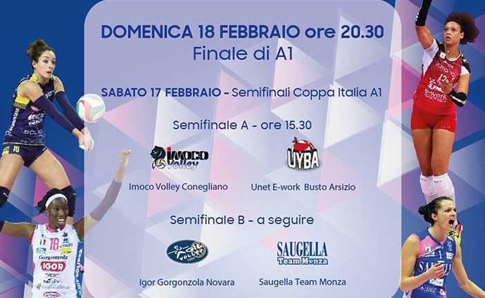Lega Pallavolo finali Coppa Italia, le promozioni per i tifosi Fortitudo e Virtus