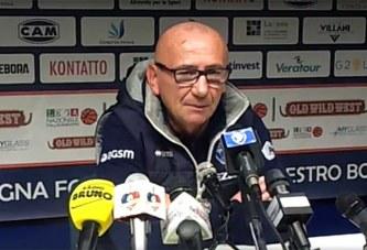 Verona, la conferenza stampa di Dalmonte post match Imola
