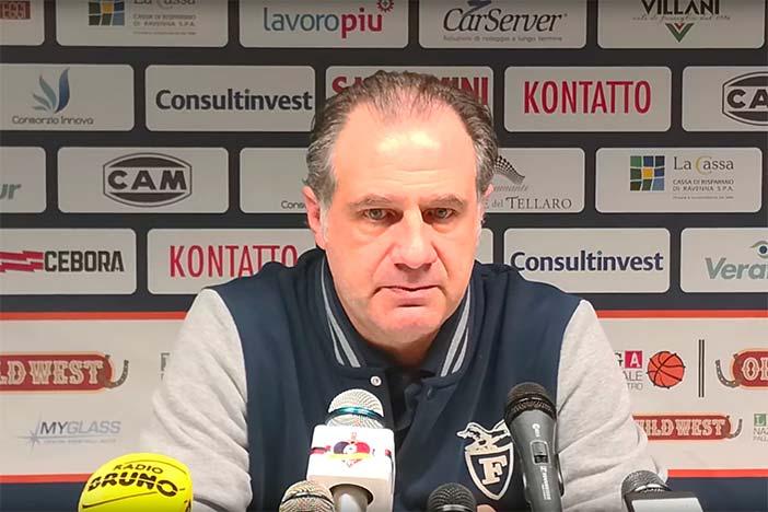 Fortitudo, le parole di Comuzzo pre match Verona