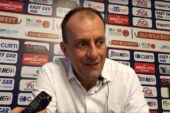 Imola, la conferenza stampa di Cavina post match Mantova