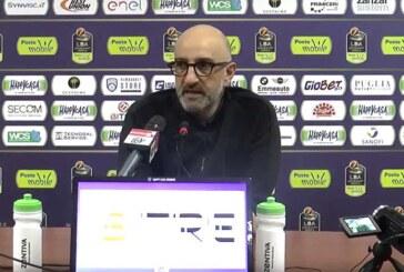 La conferenza stampa di Vitucci pre match Virtus