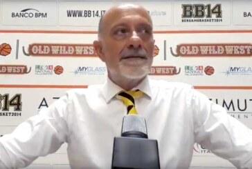 Bergamo, la conferenza stampa di Sacco post match Imola
