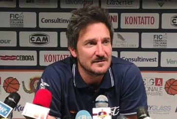 A2 Playoff – Quarti Gara2: la conferenza stampa di Pozzecco post match Verona