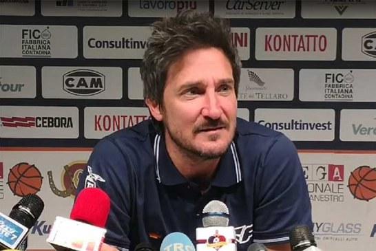 Fortitudo, le parole di Pozzecco post match Piacenza