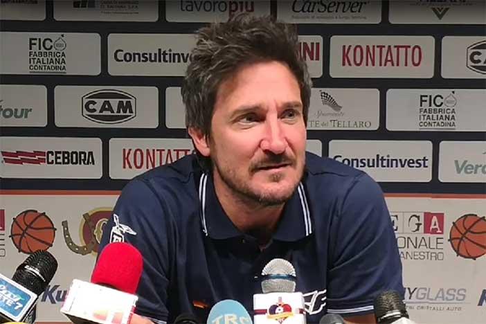 A2 Playoff – Ottavi Gara1: la conferenza stampa di Pozzecco pre match Agrigento