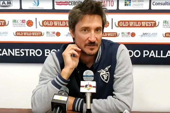 La conferenza stampa di Pozzecco pre match Mantova