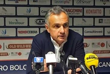 Forlì, le parole di Valli post match Fortitudo Bologna