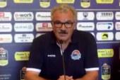 Cremona, la conferenza stampa di Sacchetti post match Virtus