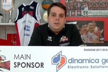 La conferenza stampa di Seravalli pre match Fortitudo