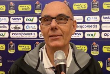 Le parole di Attilio Caja pre match Virtus Bologna