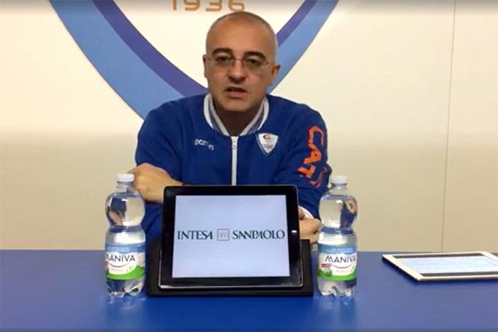 Virtus, la conferenza stampa di Sodini post match Cantù