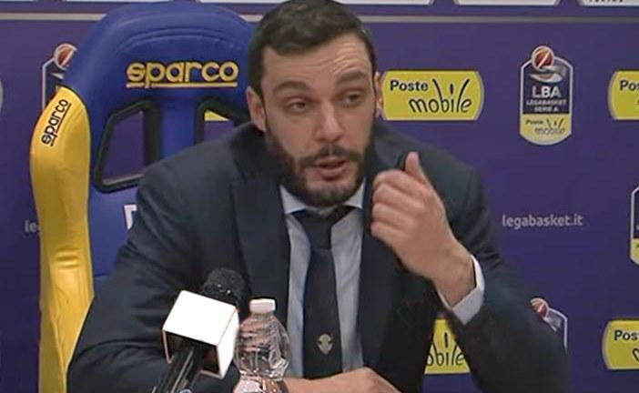 Torino, Paolo Galbiati presenta il match contro Virtus