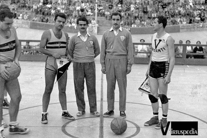 Virtus 1954-55