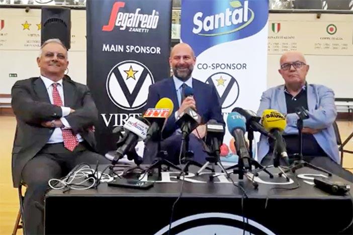 Virtus, Dalla Salda post match VL Pesaro