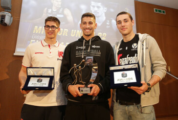 LBA Awards 2017-18 Regular Season: premiato Pajola terzo negli U22